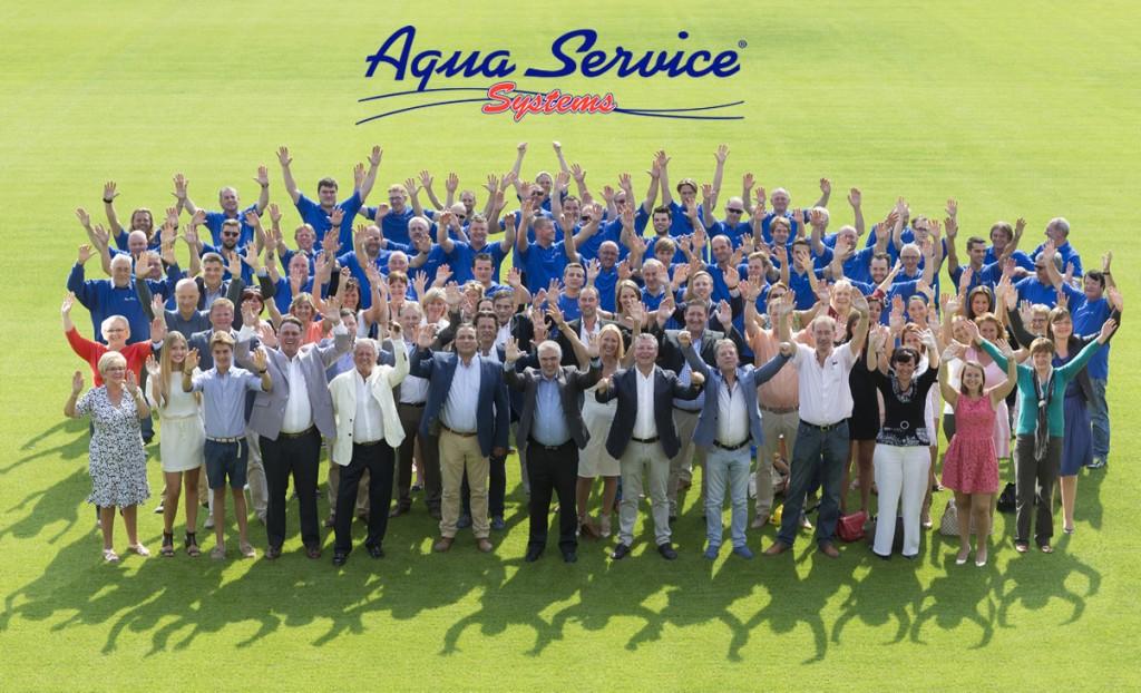 Aqua Service Systems ontijzeraar