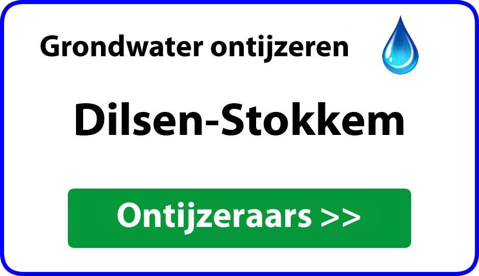 Ontijzeraar ijzer in grondwater Dilsen-Stokkem