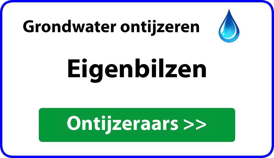 Ontijzeraar ijzer in grondwater Eigenbilzen