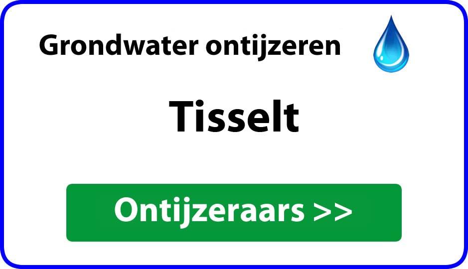 Ontijzeraar ijzer in grondwater Tisselt