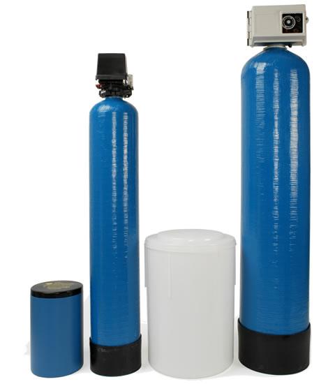 ontijzering grondwater met aqua service ontijzeraar